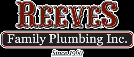 Reeves Family Plumbing logo